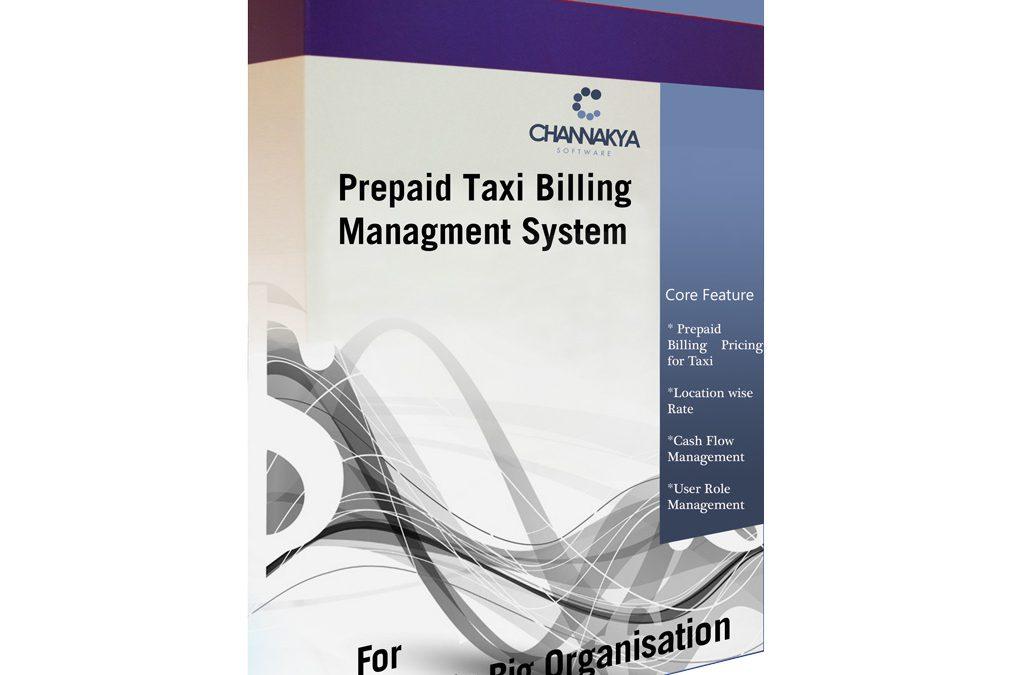 Prepaid Taxi Billing